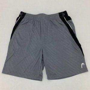 Head | Men's Athletic Shorts | Grey